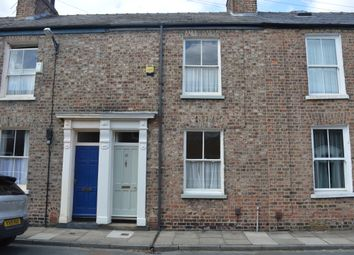 2 bed terraced house to rent in Fairfax Street, Bishophill, York YO1