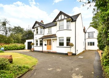 Thumbnail 6 bedroom detached house for sale in Denham Lane, Chalfont St. Peter, Gerrards Cross, Buckinghamshire