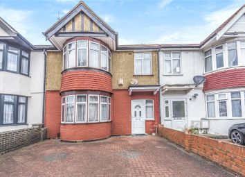 3 bed terraced house for sale in Wykeham Road, Harrow, Middlesex HA3