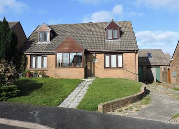 Thumbnail 3 bed detached bungalow for sale in Ropeyard Close, Fishguard