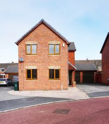 Thumbnail 3 bed detached house for sale in Balshaw House Gardens Euxton, Chorley, Chorley