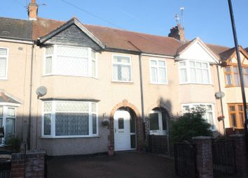 Thumbnail 3 bed terraced house for sale in Scots Lane, Coventry