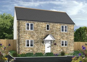 Thumbnail 3 bed semi-detached house for sale in Carnebo Hill, Goonhavern, Truro