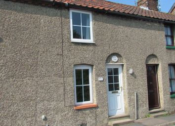 Thumbnail 2 bedroom cottage to rent in New Cut, Halesworth