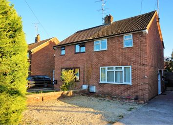 Thumbnail 3 bed semi-detached house for sale in Carrington Crescent, Wendover