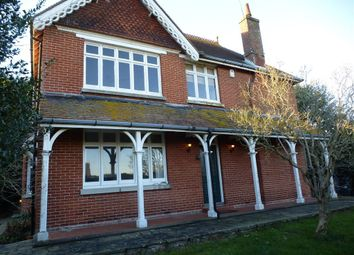 Thumbnail 4 bedroom detached house to rent in Station Road, Berwick, Polegate