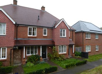 Thumbnail 3 bed terraced house to rent in Old Common Way, Uckfield