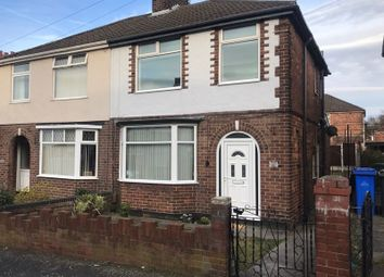 Thumbnail 3 bed property to rent in Grange Road, Runcorn
