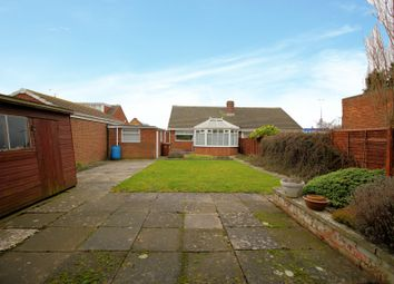 Thumbnail 2 bed bungalow for sale in Regency Drive, Hartlepool