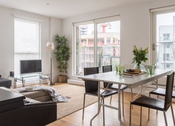 Thumbnail Serviced flat to rent in Branch Place, London
