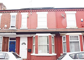 Thumbnail 5 bedroom terraced house for sale in Ruskin Avenue, Manchester