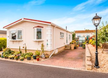 Thumbnail 2 bed mobile/park home for sale in Kingsmead Park, Swinhope, Market Rasen, Lincolnshire