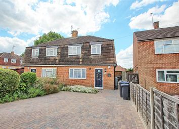 Thumbnail 3 bed semi-detached house for sale in Cobham Road, Ware