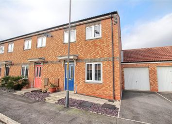 Verbena Drive, Billingham TS23. 3 bed end terrace house for sale