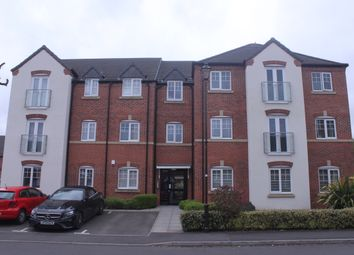Thumbnail 2 bed flat for sale in New Meadow Close, Dickens Heath, Solihull