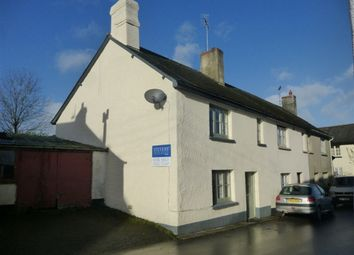Thumbnail 2 bed end terrace house to rent in Monkokehampton, Winkleigh