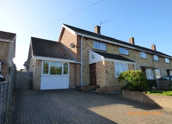 Thumbnail 4 bed semi-detached house to rent in Dukes Road, Bungay