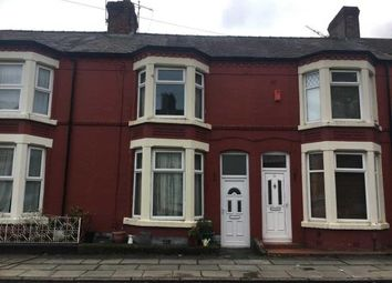 Thumbnail 2 bed terraced house for sale in 9 Zetland Road, Allerton, Liverpool