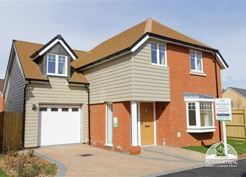 Thumbnail 4 bedroom property for sale in Ramley Road, Pennington, Lymington