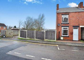 Thumbnail 2 bedroom end terrace house for sale in Alfred Street, Kirkby-In-Ashfield, Nottingham, Nottinghamshire