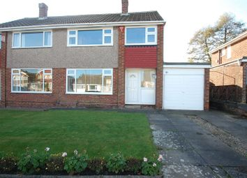 Thumbnail 3 bedroom semi-detached house for sale in Bentinck Avenue, Linthorpe, Middlesbrough