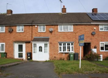 Thumbnail 3 bed terraced house to rent in Greenlands Avenue, Redditch