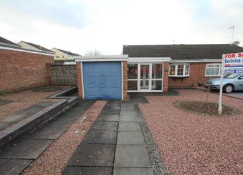 Thumbnail 2 bed semi-detached bungalow for sale in Kerry Close, Barwell, Leicester