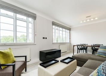 Thumbnail 3 bedroom flat to rent in Rosscourt Mansions, Buckingham Palace Road, London