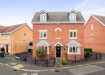 Thumbnail 4 bedroom detached house for sale in Balshaw Way, Chilwell, Beeston, Nottingham