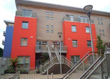 Thumbnail 2 bed flat to rent in Cubitt Way, Peterborough