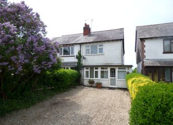 Thumbnail 3 bedroom semi-detached house to rent in Evesham Road, Astwood Bank, Worcestershire