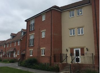 Thumbnail 2 bed flat for sale in 65 Greenfinch Road, Didcot, Oxfordshire