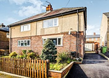 Thumbnail 3 bedroom semi-detached house for sale in Rufford Road, Longwood, Huddersfield