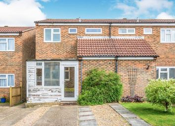 Thumbnail 3 bed end terrace house for sale in Post View, Storrington, Pulborough, West Sussex
