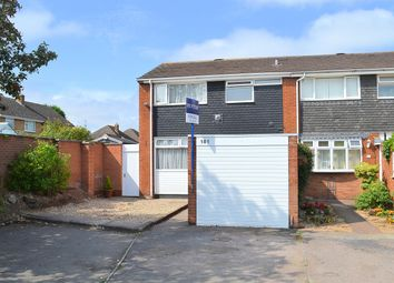 Thumbnail 3 bed end terrace house for sale in Eastern Avenue, Lichfield, Staffordshire
