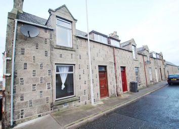 Thumbnail 3 bed end terrace house for sale in 13, Denmark Street, Fraserburgh AB439Ey