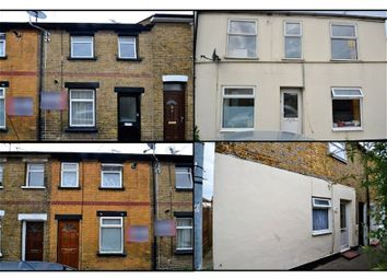 Thumbnail 2 bed terraced house for sale in St. Marys Row, Scrapsgate Road, Minster On Sea, Sheerness