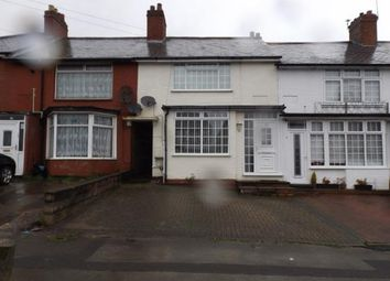 3 bed terraced house for sale in Cotterills Lane, Birmingham, West Midlands B8