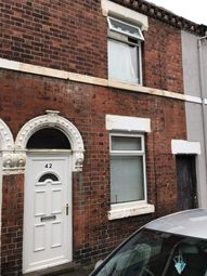 Thumbnail 2 bed terraced house for sale in Seaford Street, Shelton, Stoke-On-Trent