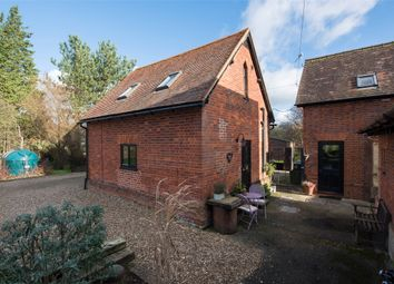 Thumbnail 1 bed detached house to rent in Holmwood Farm Court, Horsham Road, North Holmwood, Surrey