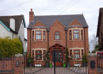 Thumbnail 5 bed detached house for sale in High Lane East, West Hallam, Ilkeston