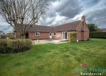 Thumbnail 3 bed detached bungalow for sale in Eden Close, Bacton, Norwich