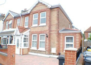 Thumbnail 5 bedroom semi-detached house for sale in Parkwood Road, Southbourne