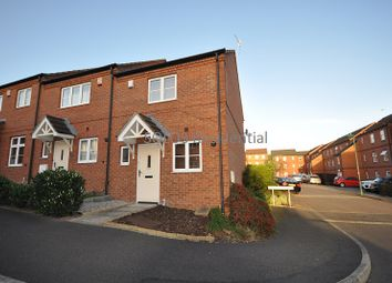Thumbnail 2 bed semi-detached house to rent in Mallard Close, Bestwood, Nottingham
