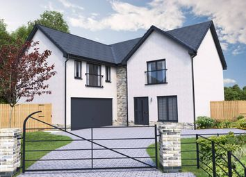 "Thumbnail 5 bed detached house for sale in ""Newman Garden Room"" at Cawthorne Place, Wynyard, Billingham"