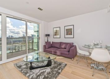 Thumbnail 2 bed flat to rent in Axis Apartments, 2 Avantgarde Place, London