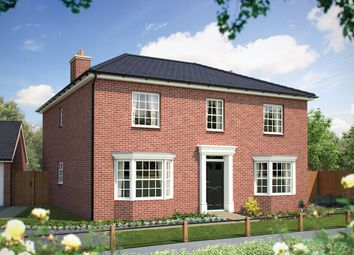 "Thumbnail 5 bed detached house for sale in ""The Winchester"" at Main Street, Tingewick, Buckingham"