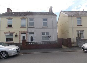 Thumbnail 3 bed semi-detached house for sale in Ynys Wen, Llanelli