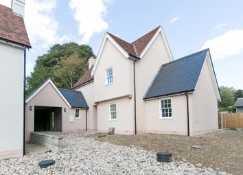Thumbnail 3 bedroom detached house for sale in Cuckoo Hill, Bures