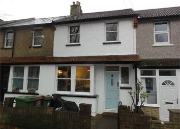 Thumbnail 3 bed terraced house to rent in North Avenue, Carshalton, Surrey